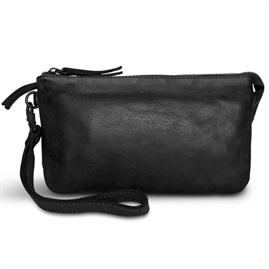 Pia Ries - Washed Combi Clutch style 060 - Sort