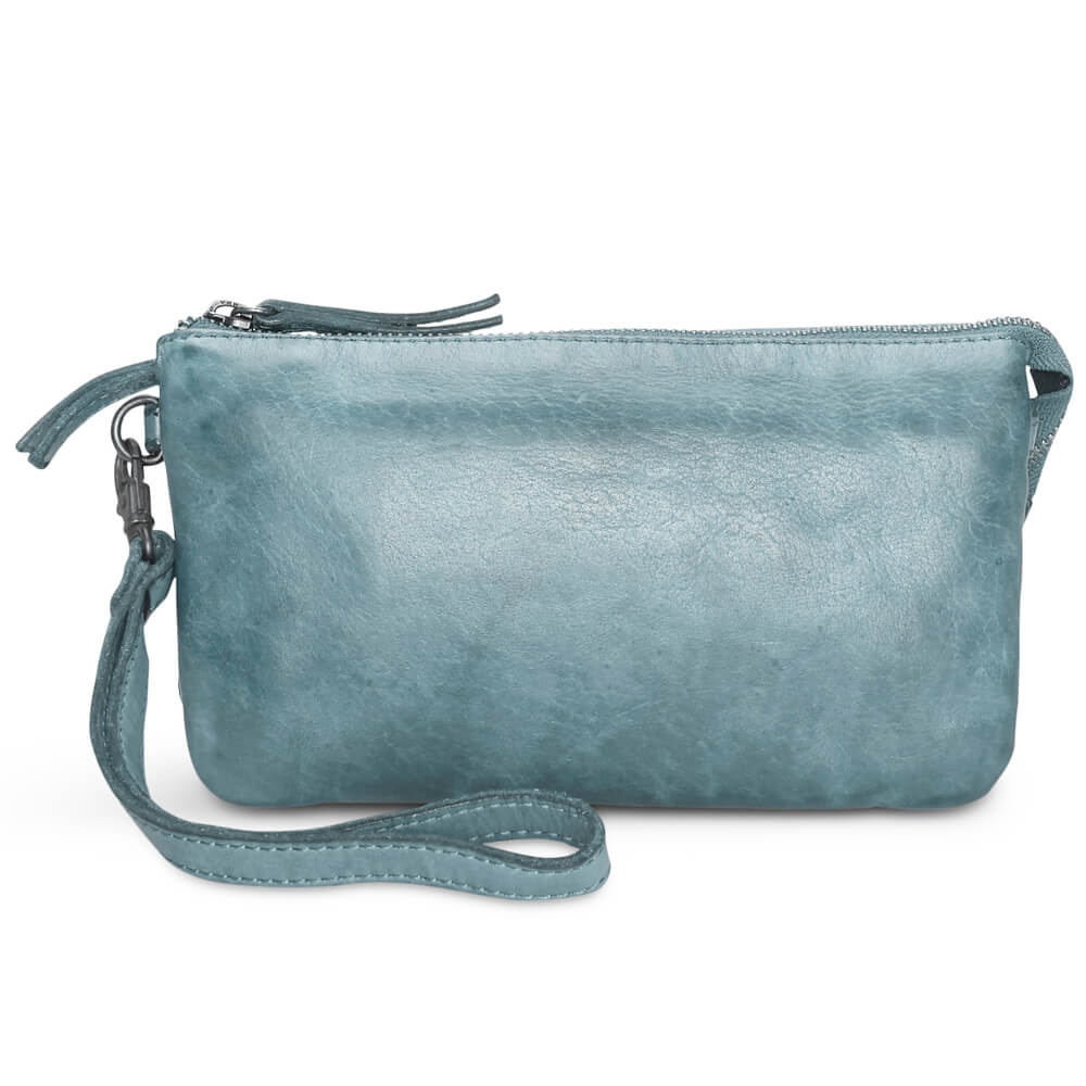 Pia Ries - Washed Combi Clutch style 060 - Cloud