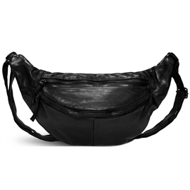 Pia Ries - Washed Bumbag style 064 - Sort