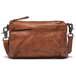 Depeche - Casual Chic Small Clutch 10054 - Vintage Cognac