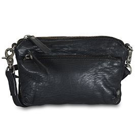 Depeche - Casual Chic Small Clutch 10054 - Black