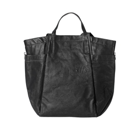 Aunts & Uncles - Japan - Takamatsu Shopper - Black