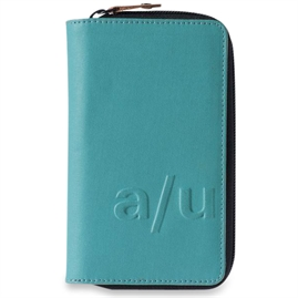 Aunts & uncles - Japan - Mishima Wallet - Surf Blue