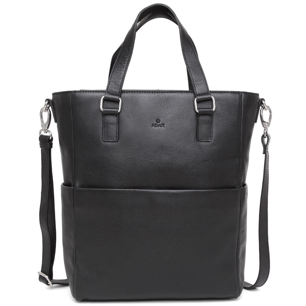 Adax - Napoli Nikki Business Shopper - Black