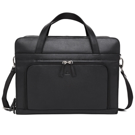Adax - Napoli River Working Bag 15,6' - Black