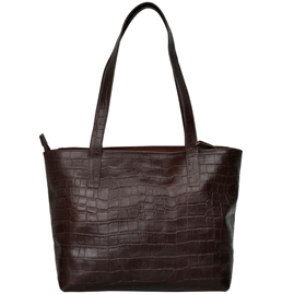 Adax - Teramo ECO Terese Shopper 106397 - Dark Brown