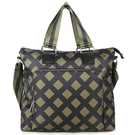 Adax - Novara Frida Shopper 106712- Green/Black