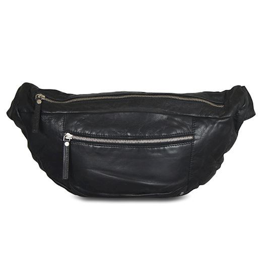 Depeche Fashion Favourites Large Bum bag 10736 Black