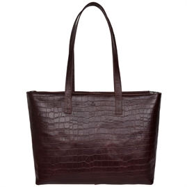 Adax - Teramo ECO Thelma Shopper 112697 - Dark Brown