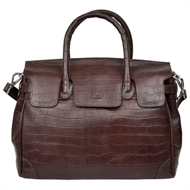 Adax - Teramo ECO Gigi Handbag 115697 - Dark Brown