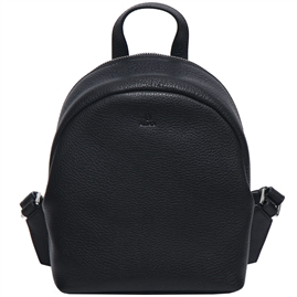 Adax - Cormorano Alberta Small Backpack 119592 - Black