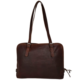 Adax - Catania Tabitta Shoulderbag 122046 - Dark Brown