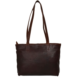 Adax - Catania Rhoda Shopper 122646 - Dark Brown