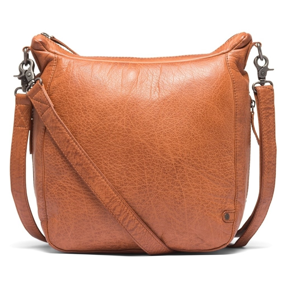 Depeche - Casual Chic Medium Bag 12392 - Vintage Cognac