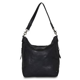 Depeche - Casual Chic Medium Bag 12392 - Black