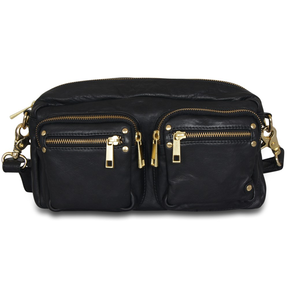 Depeche - Golden Chic Crossover 12670 - Black