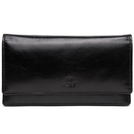 Adax - Salerno Nete Wallet 130569 - Sort