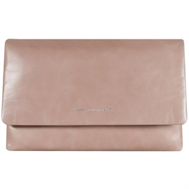 Belsac - Abelone Clutch - Dusty Rose