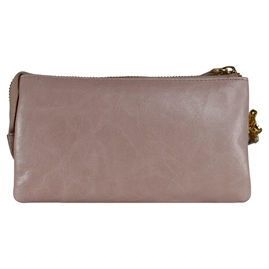 Belsac - Abby Clutch - Dusty Rose
