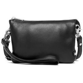 Depeche - Fashion Chic Clutch 13886 - Black