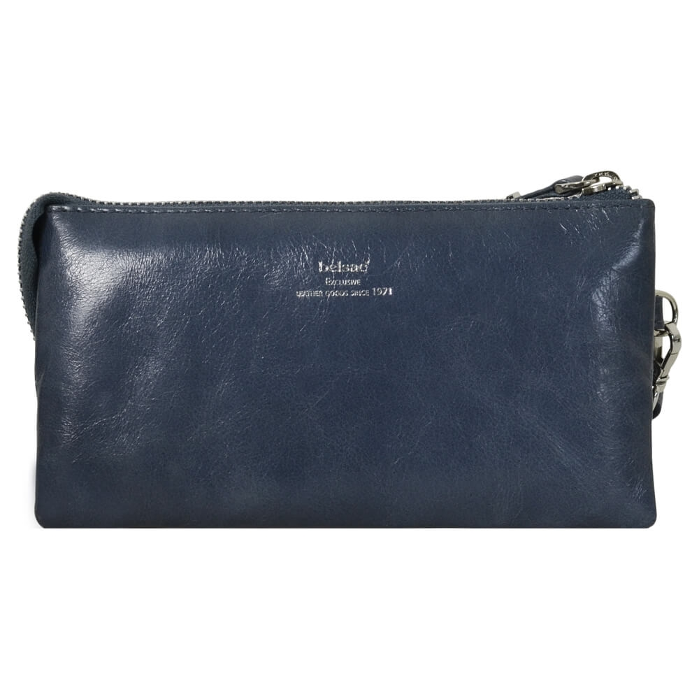 Belsac - Monika Clutch - Light Blue