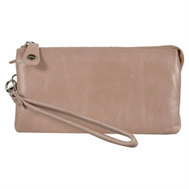 Belsac - Monika Clutch - Dusty Rose