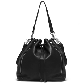Depeche - Fashion Chic Medium Bag 14180 - Black
