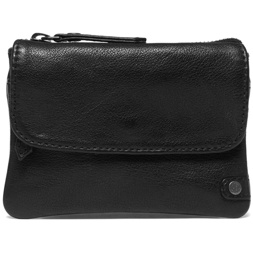 Depeche - Casual Chic Creditcard Wallet 14202 - Black