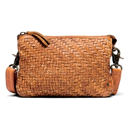 Depeche - Nature Chic Small Bag/Clutch 14270 - Cognac