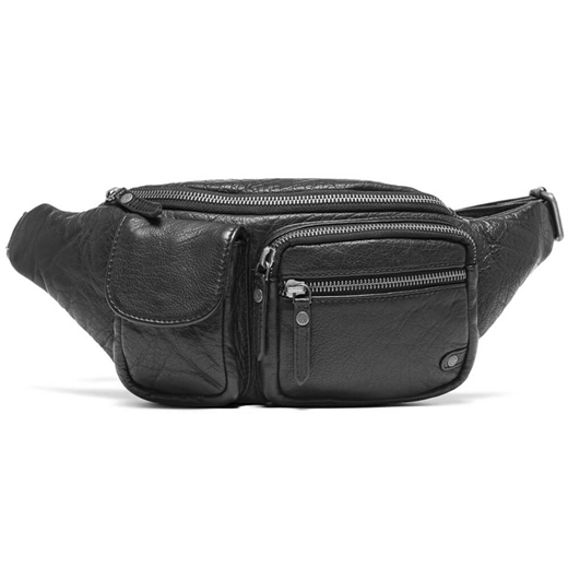 Depeche - Casual Chic Bumbag 14402 - Black