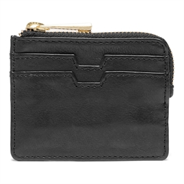 Depeche - Golden Chic Credit Card Holder 14412 - Black