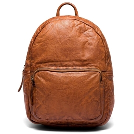 Depeche - Power Field Backpack 14432 - Vintage Cognac