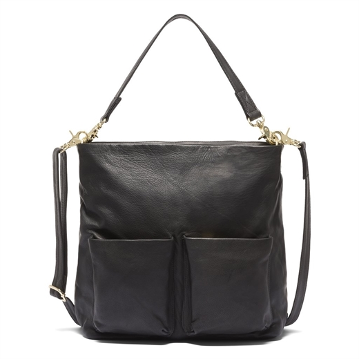 Depeche - Golden Chic Shoulderbag 14480 - Black
