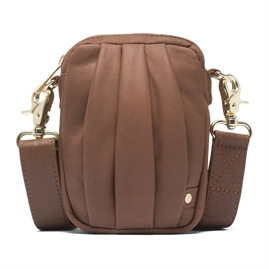Depeche - Manhattan Chic Mobile bag 14484 - Tobacco
