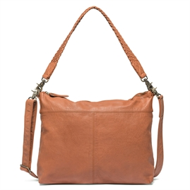 Depeche - Texas Trail Medium Bag 14542 - Cognac