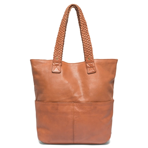 Depeche - Texas Trail Shopper 14544 - Cognac