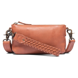 Depeche - Texas Trail Clutch 14546 - Cognac