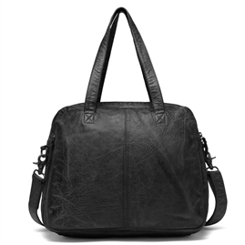 Depeche - Casual Chic Large Bag 14576 - Black