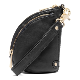 Depeche - Golden Chic Clutch 14594 - Black