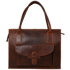 Adax - Catania Ragusa Valentina Shoppper 157646 - Dark Brown