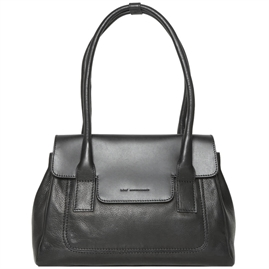 Belsac - Marie Shoulderbag - Black