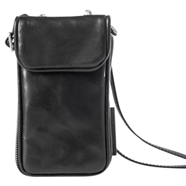 Aunts & uncles - Jamie's Orchard - Cloudberry Phone Bag - Jet Black