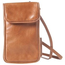 Aunts & uncles - Jamie's Orchard - Cloudberry Phone Bag - Cognac