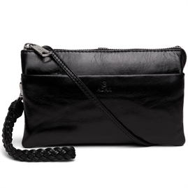 Adax - Salerno Nellie Combi Clutch 227369 - Black