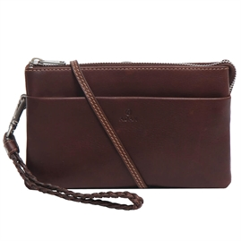Adax - Cormorano Nellie Combi Clutch 227392 - Coffee