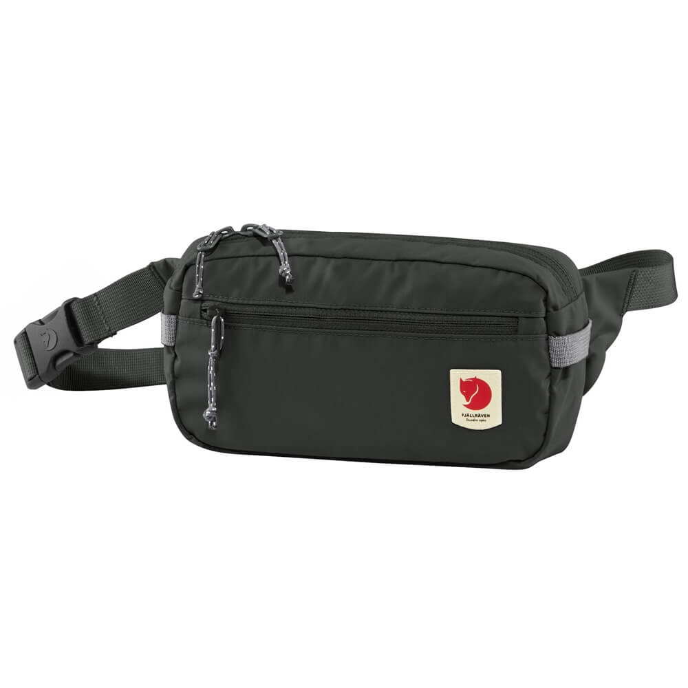 Fjällräven - High Coast Hip Pack - Dark Grey