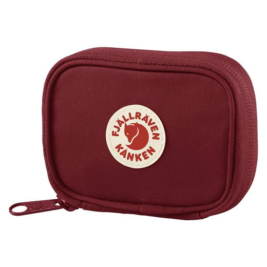 Fjällräven - Kånken Card Wallet - Ox Red