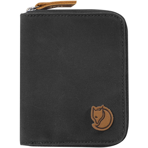 Fjällräven - Zip Wallet - Dark Grey