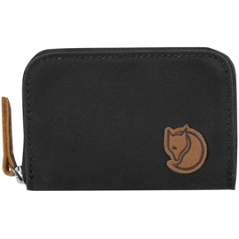 Fjällräven - Zip Card Holder - Dark Grey