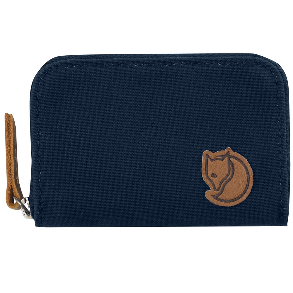 Fjällräven - Zip Card Holder - Navy
